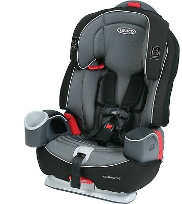 Graco Nautilus 65 3-in-1 Harness Booster Car Seat, Track NEVER USED