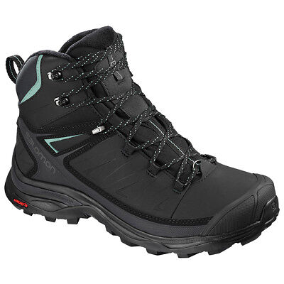 Salomon X Ultra Mid Winter CS WP W Thermo Art. 404796 Schwarz Gr 37 1/3 - 42 NEU