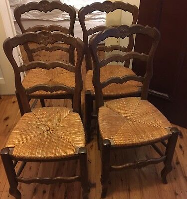 Chairs Antique French Set Of 4