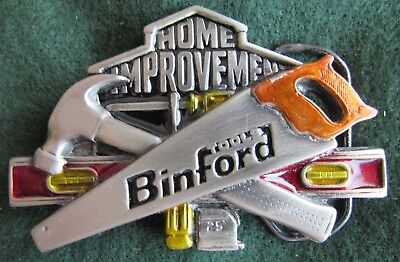 Home Improvement Binford Tools Belt Buckle #4174 Touchstone Pictures