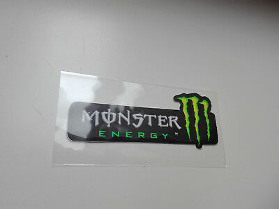 Aufkleber 2er Set Sticker Energy Glanz Motorradsport Autotuning Motorcross Biker