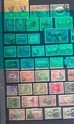 Ecuador  lot   look scan