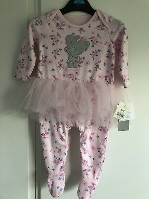 Me To You Tatty Teddy Tutu Onsie All In One Age 6-9 Months New With Tags Gift