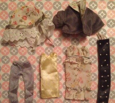 Blythe Mademoiselle Rosebud Partial Stock Outfit