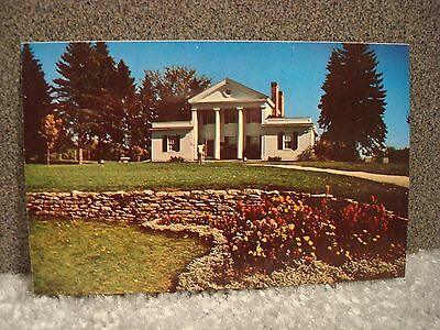 Heritage Hill State Park Green Bay WI Beaupre Place Vintage Postcard