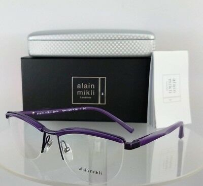871a16db375 Brand New Authentic Alain Mikli A0 2023 E638 Eyeglasses A02023 Red Frame