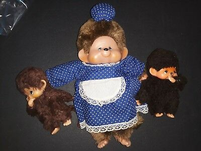 Monchhichi Fakies C&A and other