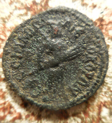 Ancient Roman Coin of Gallienus Ephesos, Demeter with Torches! Full ID Envelope!