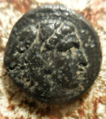 Ancient Bronze Greek Coin of Alexander the Great! 336-323 BC! Full ID Envelope!