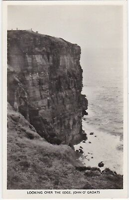 Looking Over The Edge, JOHN O' GROATS, Caithness RP