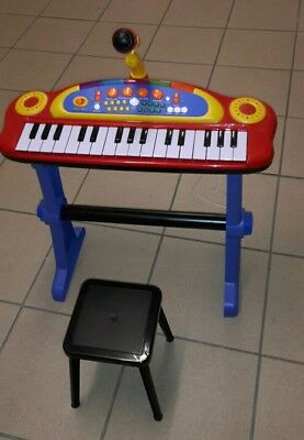 55 Standkeyboard Cm 106838629 Simba Music World My Keyboard Kinder Nn0ym8vwO