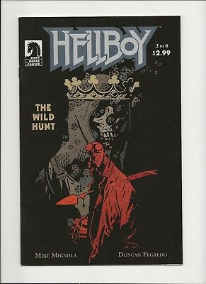 Hellboy The Wild Hunt 2 / 1St Nimue The Bood Queen / New Movie