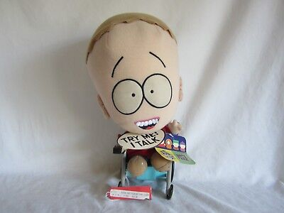 """Talking Timmy from South Park, 11"""", new Fun-4-All (BH)"""