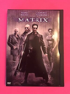 The Matrix [DVD] (1999) - Combined Shipping Offered!