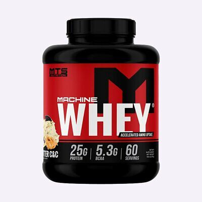 New MTS Machine Whey from The WOD Life