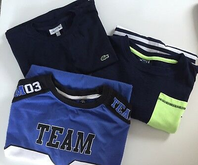 Boys T-shirts and Trousers Bundle Age 12-14 years from Next / Lacoste