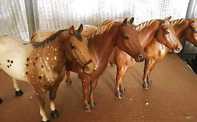 Breyer Model Horses Traditional Performance Horse Body Or Toy Lot of 4