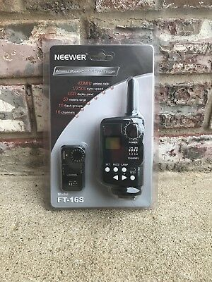Neewer Wireless Power-Control Flash Trigger