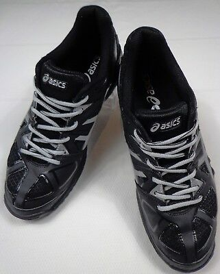 dcb554571684 Shoes Gel 9 Black Asics Womens Volleyball Gum Tactic New Silver ZqwnXxvPER