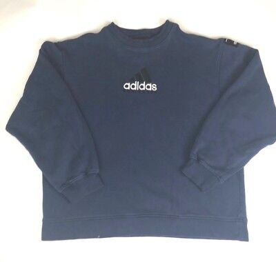 Details about Vintage 90s Adidas Equipment EQT Limited Edition Gray Sweatshirt Size Medium M