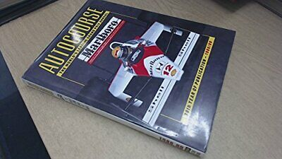 AUTOCOURSE 1988/89 by Henry, Alan Book The Cheap Fast Free Post