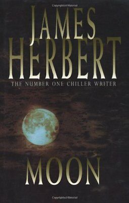 Moon by Herbert, James Hardback Book The Cheap Fast Free Post