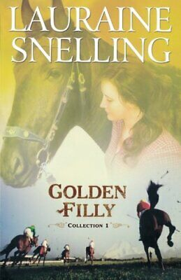 Golden Filly Collection One by Snelling, Lauraine Paperback Book The Cheap Fast