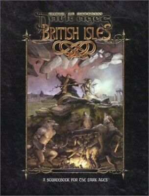 Dark Ages: British Isles by Chris Hartford Paperback Book The Cheap Fast Free