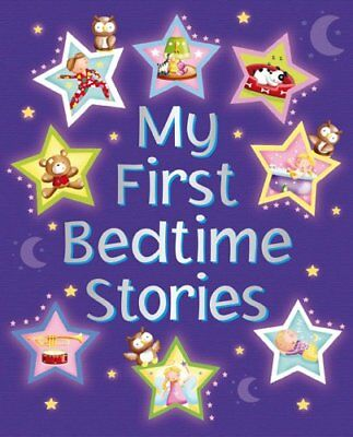My First Bedtime Stories by Nicola Baxter Book The Cheap Fast Free Post