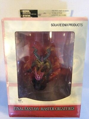 Final Fantasy Master Creatures Volume 1 Ifrit Square Enix Products Japan Import