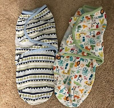 Baby Swaddle Wrap Sack for Newborn Small 0-3 Months