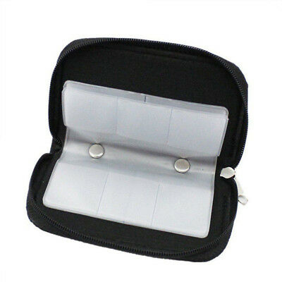 Carrying Pouch Case Holder Wallet HC MMC CF Memory Card Storage