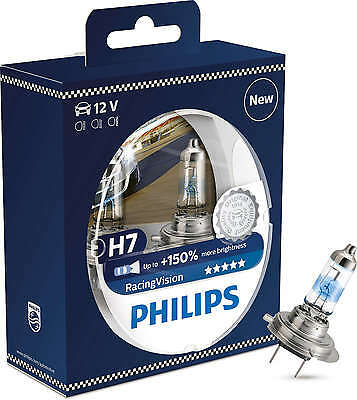 Philips H7 Racing Vision RacingVision +150% X-Treme 2st. 12972RVS2