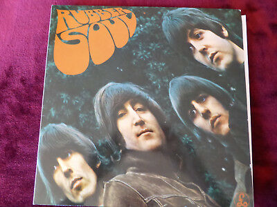Beatles Rubber Soul 1A 062-04 115 deutsches Copyright Made in EEC