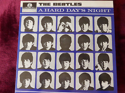 Beatles A hard day´s night 1A 062-04 145 deutsches Copyright Made in EEC