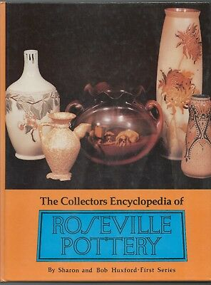 The Collectors Encyclopedia of ROSEVILLE Pottery - 1st Series & Price Guide #9
