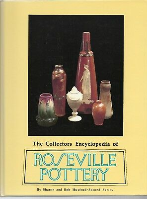 The Collectors Encyclopedia of ROSEVILLE Pottery - 2nd Series & Price Guide #10