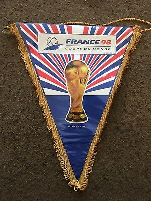 Official France 98 Pennant