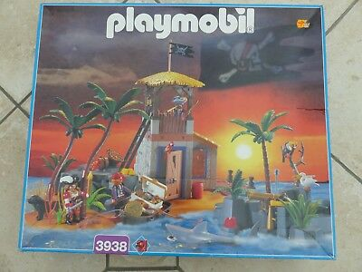 PLAYMOBIL Piratenlagune 3938