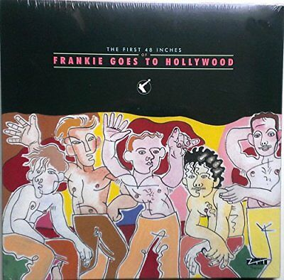Frankie Goes To Hollywood - The First 48 Inches LP Box Set RSD 2018