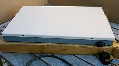 Vintage Photographic Darkroom Dish Heater Fair Working Condition Orig Box Tested