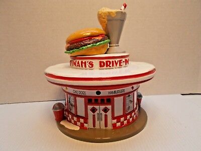 DEPT 56-54470 DINAH'S DRIVE-IN NEW c