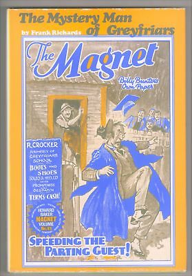 The Magnet Annual - The Mystery Man of Greyfriars  -1977 - No 49 - AS NEW!!