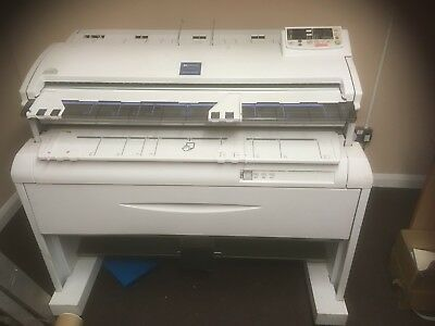 RICOH FW780 Large Format B&W Photocopier to A0