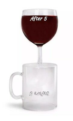 Cool Funny Unusual Gift For Him Unique Birthday Gifts Men Women Wine Glass