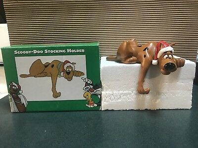 WB Scooby-Doo Stocking Holder MINT