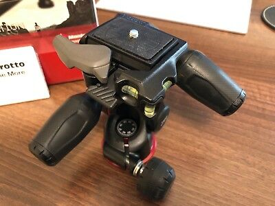Manfrotto XPRO 3 Way Tripod Head MHXPRO-3W in As-New Condition