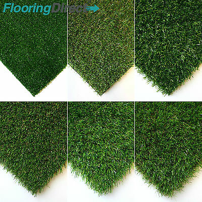 Quality Artificial Grass Clearance Roll End Remnant Off Cuts Astro Lawn CHEAP!