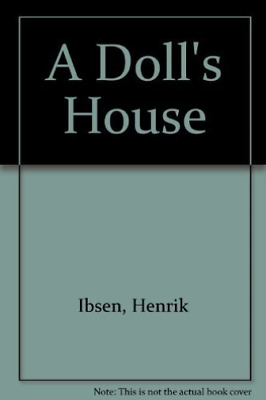 Ibsen, Henrik-A Doll`S House BOOK NEW