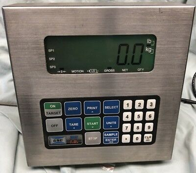 Gse 355Is Lcd Digital Weigh Indicator